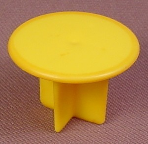 Tree Tots Yellow Table, Does Not Have The Litho, 1975 General Mills Food Group, Kenner