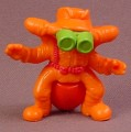 Army Ants Bug-Eye PVC Figure, Bazooka Team, 1987 Hasbro, Bugeye, Bug Eye