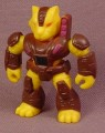 Battle Beasts #3 Ferocious Tiger PVC Figure, 1987 Hasbro Takara