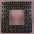 Lego Duplo 51705 Black 8X8 Plate with Trap Door Hole & Hinge Points, 4776 4785, Dragon