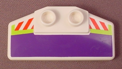 Lego Duplo Disney Toy Story Wings For Buzz Lightyear Figure, Clips Onto His Back, 5659