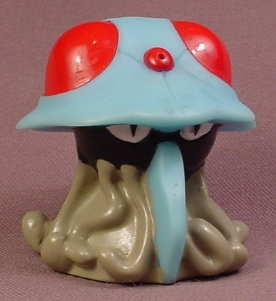 Burger King 1999 Pokemon Tentacruel Soft Vinyl Squirter Toy, 2 1/4 Inches Tall
