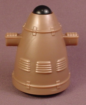 Burger King 2002 Jimmy Neutron Space Vessel Nose Cone Section, Spaceship, Space Ship
