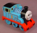Thomas The Tank Engine 3 5/8 Inch Long Pullback Train Engine, 2004 Ertl