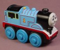 Thomas The Tank Engine 2002 Special Edition Motorized Thomas Engine, Press On The Cab