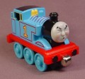 Thomas The Tank Engine With A Hard At Work Face Variation, Take N Play, Take Along, 2002