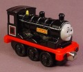 Thomas The Tank Engine Donald 0-6-0 Tender Engine, Take N Play, Take Along, 2002
