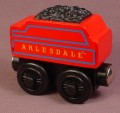 Thomas The Tank Engine Wooden Railway 2001 Arlesdale Tender Car For Mike