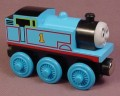 Thomas The Tank Engine Wooden Railway #1 Thomas, No Staples On Boiler, 2002