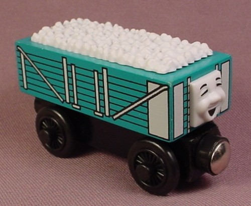 Thomas The Tank Engine Wooden Railway Rickety Car Troublesome Truck 2001