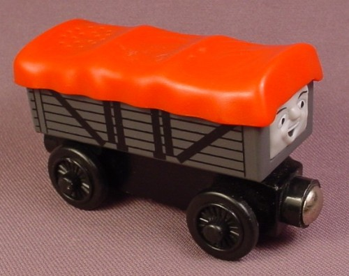 Thomas The Tank Engine Wooden Railway Giggling Troublesome Truck With Giggling Sounds