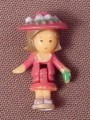 Polly Pocket 1990 Fifi Doll Figure, From Fifi's Parisian Apartment Set #920461