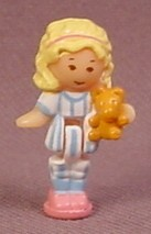 Polly Pocket 1993 Polly Doll Figure, From Cozy Cottage Pollyville #940311