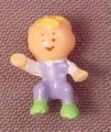 Polly Pocket 1994 Tom Toddler Baby Figure, From Strollin Strolling Surprise, #950641