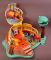 Polly Pocket 1995 Disney Pocahontas Powhatan Home, #14197, Set Only