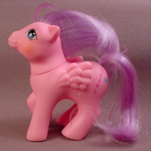 My Little Pony G1 Baby North Star Pegasus Pony, 1987, Baby Pony With First  Tooth - RONS RESCUED TREASURES