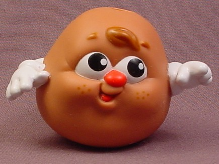 Potato Head Kids Big Chip Figure, 1986 Playskool, Hasbro ... Potato Head Nose