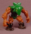Gormiti Mimeticus The Fast PVC Figure, 2007 Playmates, People Of The Forest