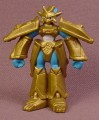 Digimon Magnamon PVC Figure, 2 1/8 Inches Tall, Bandai