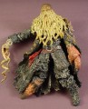 Disney Pirates Of The Caribbean Davey Jones Action Figure, 6 1/2 Inches Tall, 2007 Zizzle
