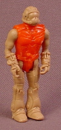 Air Raiders Figure From Vehicle Sets, 2 Inches Tall, 1987 Hasbro