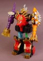 Power Rangers Dino Thunder Triceramax Megazord Action Figure, 5 3/4 Inches Tall, 2003