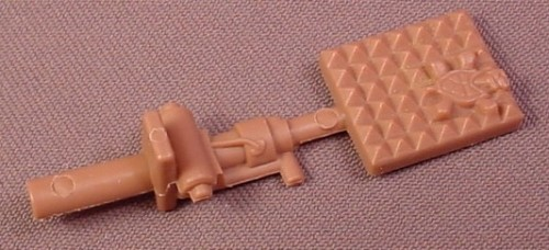 TMNT Anti-Turtle Swatter Weapon Accessory For A Baxter Stocking Action Figure, 1989