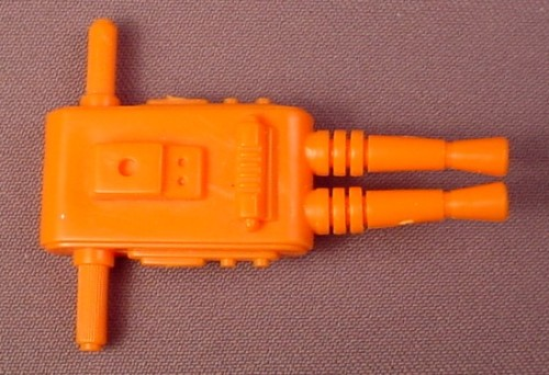 TMNT Replacement Cannon Gun Accessory For A Sewer Sub Vehicle, 1991 Playmates