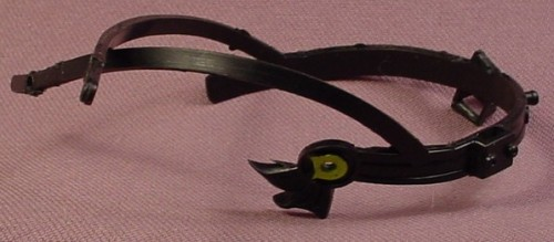 TMNT Black Belt Accessory For A Donatello Action Figure, 1988 Playmates