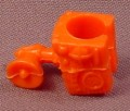 TMNT Radar Accessory For A Creepy Crawlin Splinter Action Figure, 1990 Playmates