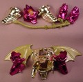 TMNT Complete Set Of Lion Spirit Armor & Spiked Bo Accessories For A  Metal Mutant
