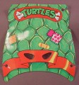 TMNT Replacement Sail For A Leo's Jolly Turtle Tubboat Vehicle, 1991 Playmates