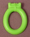 TMNT Replacement Toilet Seat Life Preserver For A Leo's Jolly Turtle Tubboat Vehicle, 1991