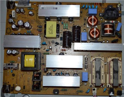 LG 37LK450-UB LCD TV Replacement Capacitors, Board not Included.