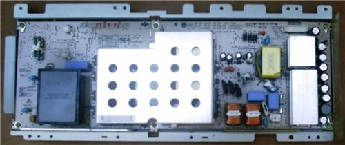 LG 42LG60, LCD TV Replacement Capacitors