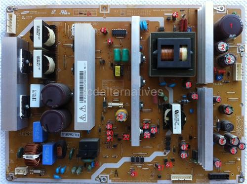 Samsung PN50A450P1D, Plasma TV Repair Kit, Capacitors Only, Not the Entire Board