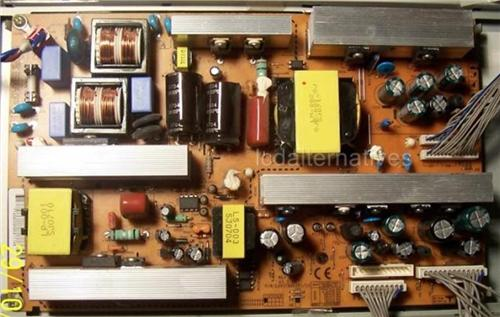 LG 37LB5DF-UL, LCD TV Repair Kit, Capacitors Only, Not the Entire Board