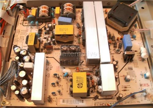 LG 32LT75, LCD TV Reapir Kit, Capacitors Only, Not the Entire Board
