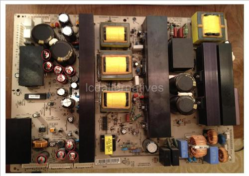 LG 42PC3DV-UD, LCD TV Repair Kit, Capacitors Only, Not the Entire Board