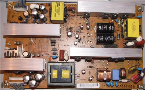 LG 37LG30, LCD TV Repair Kit, Capacitors Only, Not the Entire Board