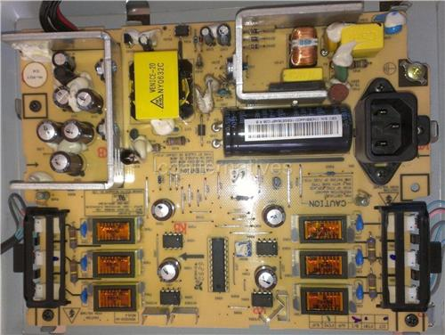 Samsung LN-R2050P, LCD TV Repair Kit, Capacitors Only, Not the Entire Board
