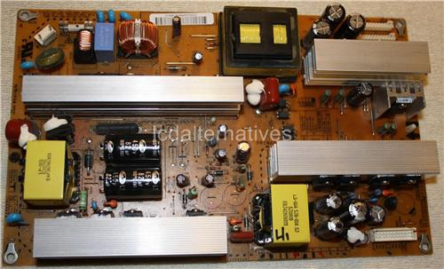 LG 37LG50, LCD TV Repair Kit, Capacitors Only, Not the Entire Board