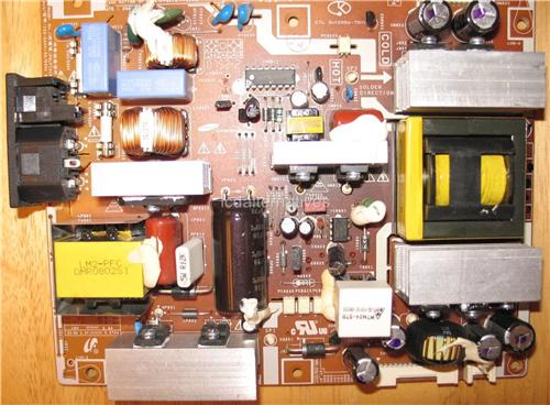 Samsung 245T, LCD Monitor Repair Kit, Capacitors Only, Not Entire Board