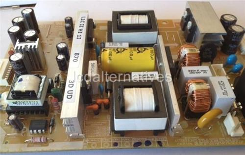 Samsung LN32C450,  LCD TV Replacement Capacitors, including 1 Polypropylene Film Capacitor