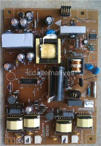Dell E177FPb LCD Monitor Repair Kit, Capacitors Only Not Entire Board