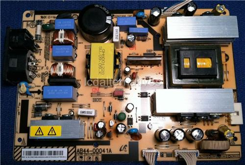 Samsung SMT-190DN, LCD TV Repair Kit, Capacitors Only, Not the Entire Board