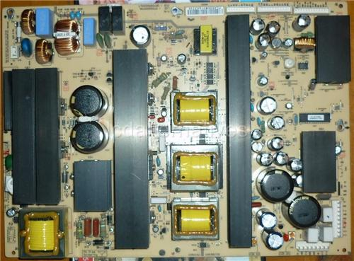 LG 42PC1DG-AA, LCD TV Repair Kit, Capacitors Only, Not the Entire Board