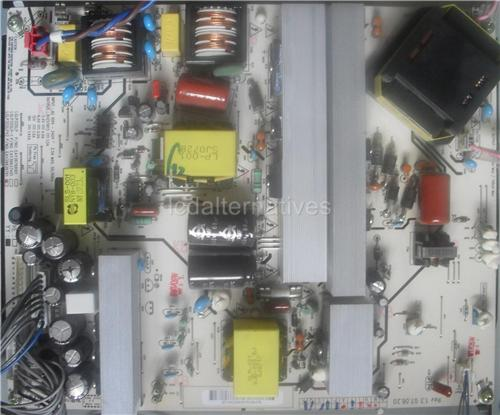 LG 32LC46, LCD TV Repair Kit, Capacitors Only, Not the Entire Board