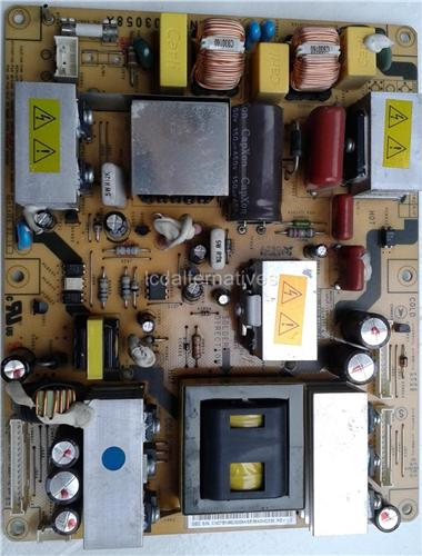 Samsung LE26R73BD LCD TV Repair Kit, Capacitors Only, Not the Entire Board