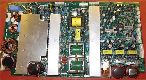 Samsung SPN4235 Plasma TV Repair Kit, Capacitors Only, Not the Entire Board